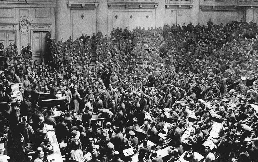 Январь 1917 года....