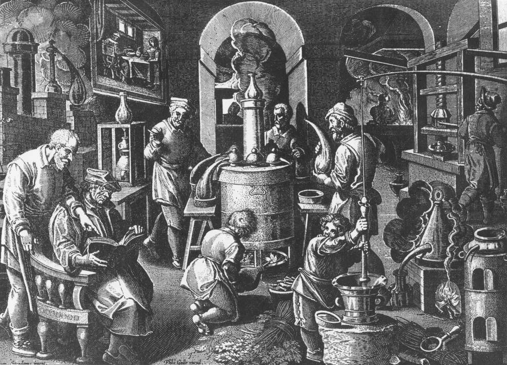 renaissance science experiments - 530×378
