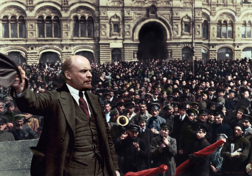 Ленин в реальной жизни (часть вторая)