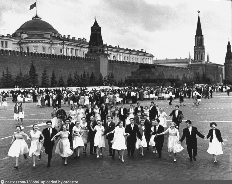 21.06.1941 выпускной бал Москва