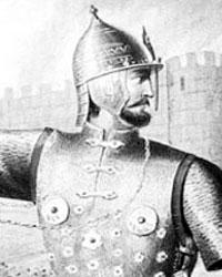 Князь Дмитрий Хворостинин
