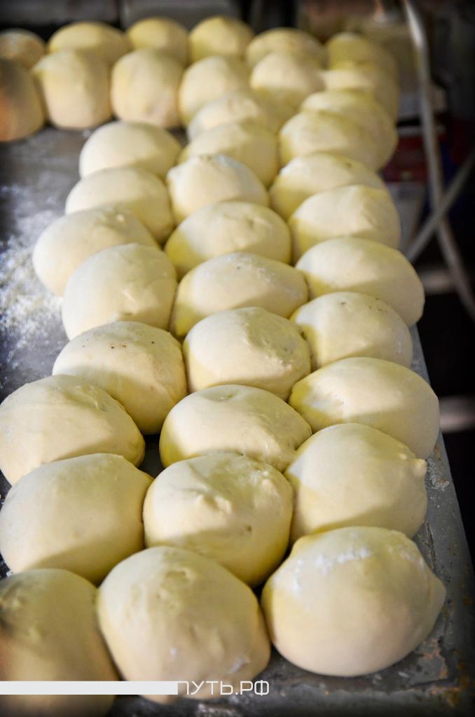 Блоги. Как в России делают хлеб