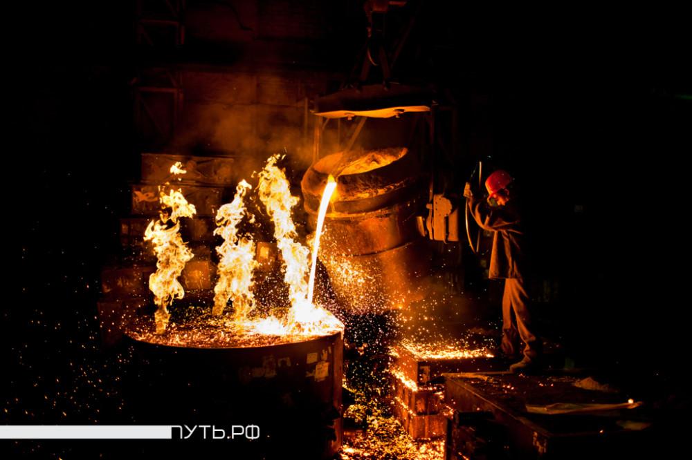 Как производят самые мощные в стране насосы. Россия, Башкирия, фото, производство