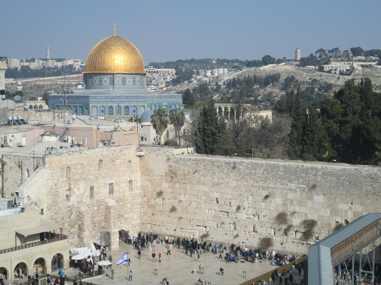 2 Храмовая гора Стена плача IMG_1824