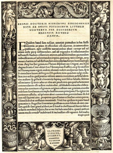 Эразм Базельское издвание 755px-Erasmus_hieronymus