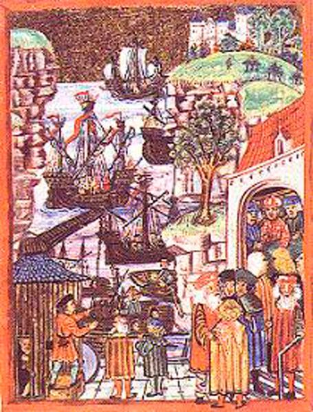 торг.средневек