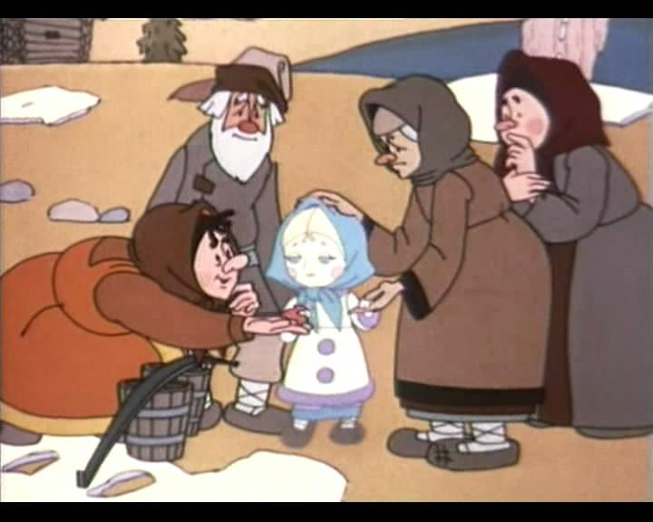 Список новогодних мультфильмов