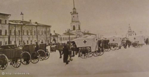 смотр.врач. отряда1915