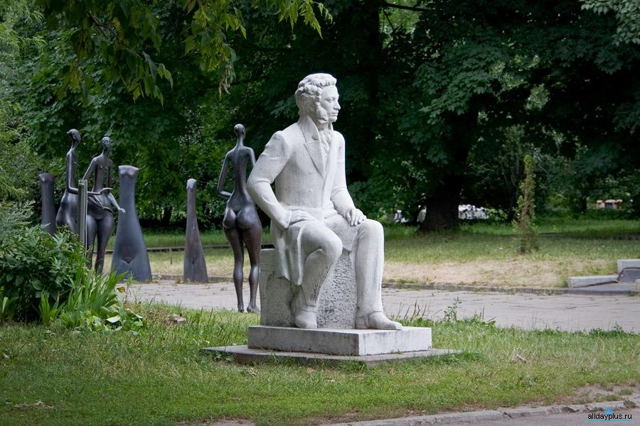 пушкин.музеон