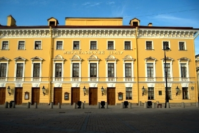 Mihailovsky-theatre