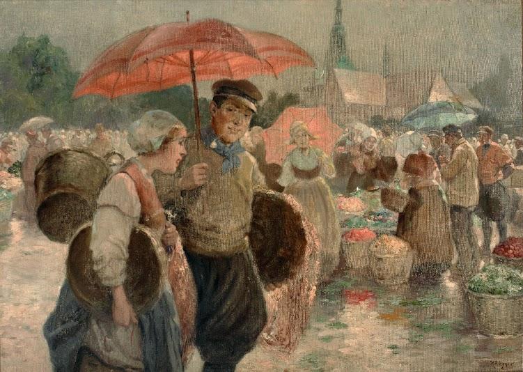 зонтRudolf_Alfred_Höger_Markttag
