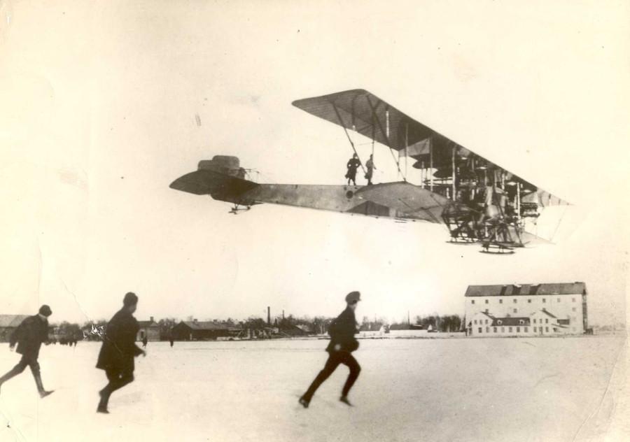 лет.Sikorsky.1