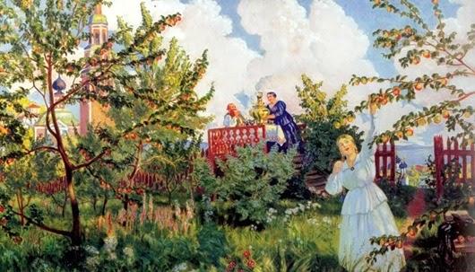 ябл.кустодиев