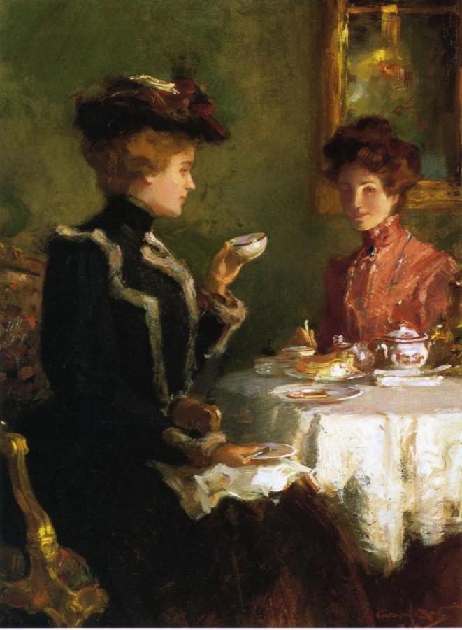 чай.гренвилл-смит.уолтер