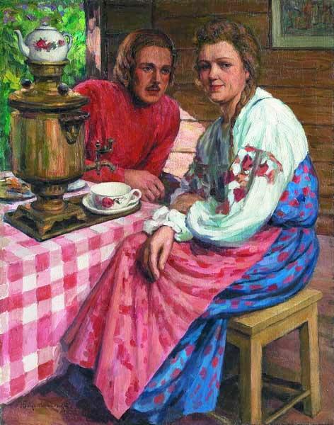 чай.богданов-бельский.ник