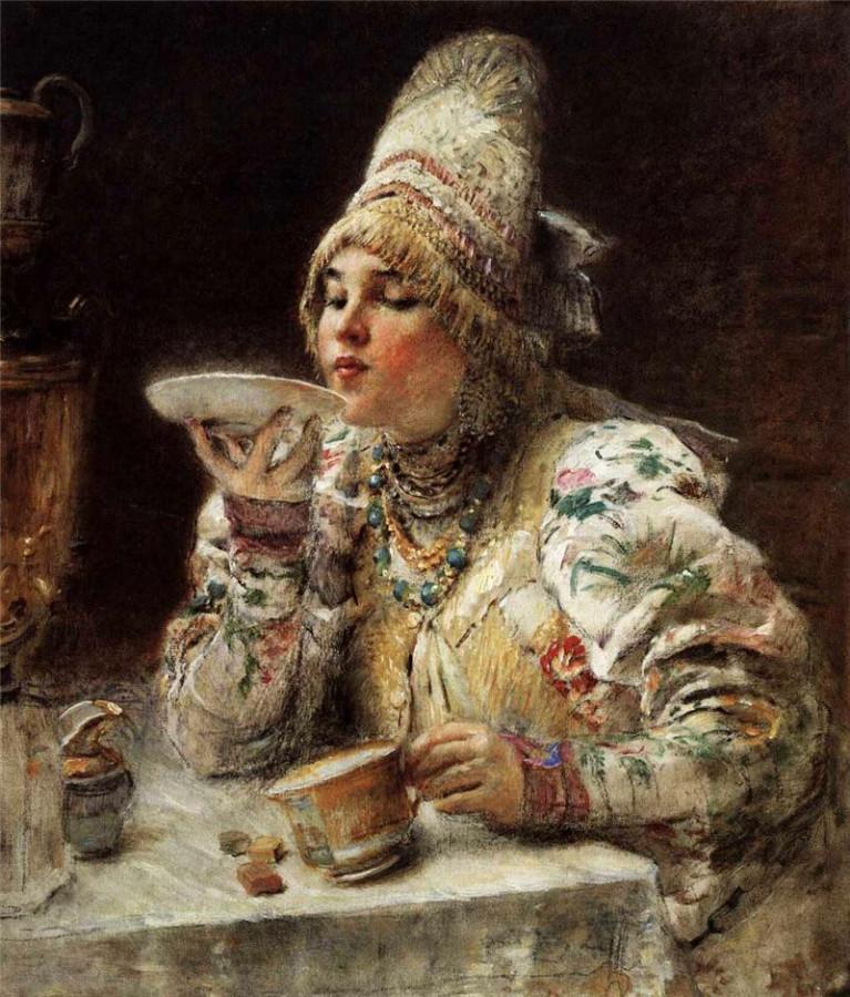 чай.маковский.к.