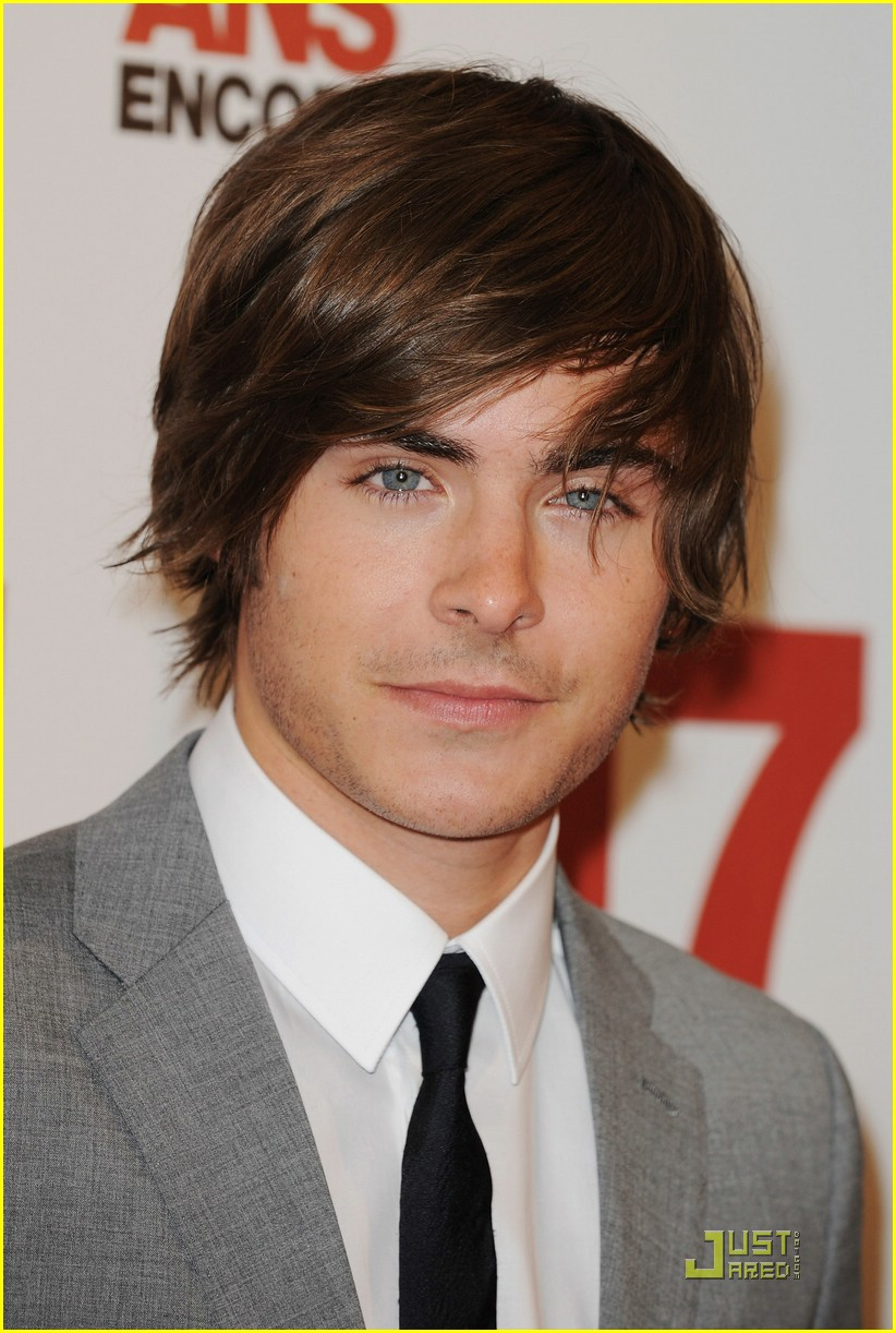 17 Again Paris Premiere Hi My Name Is Zac Efron