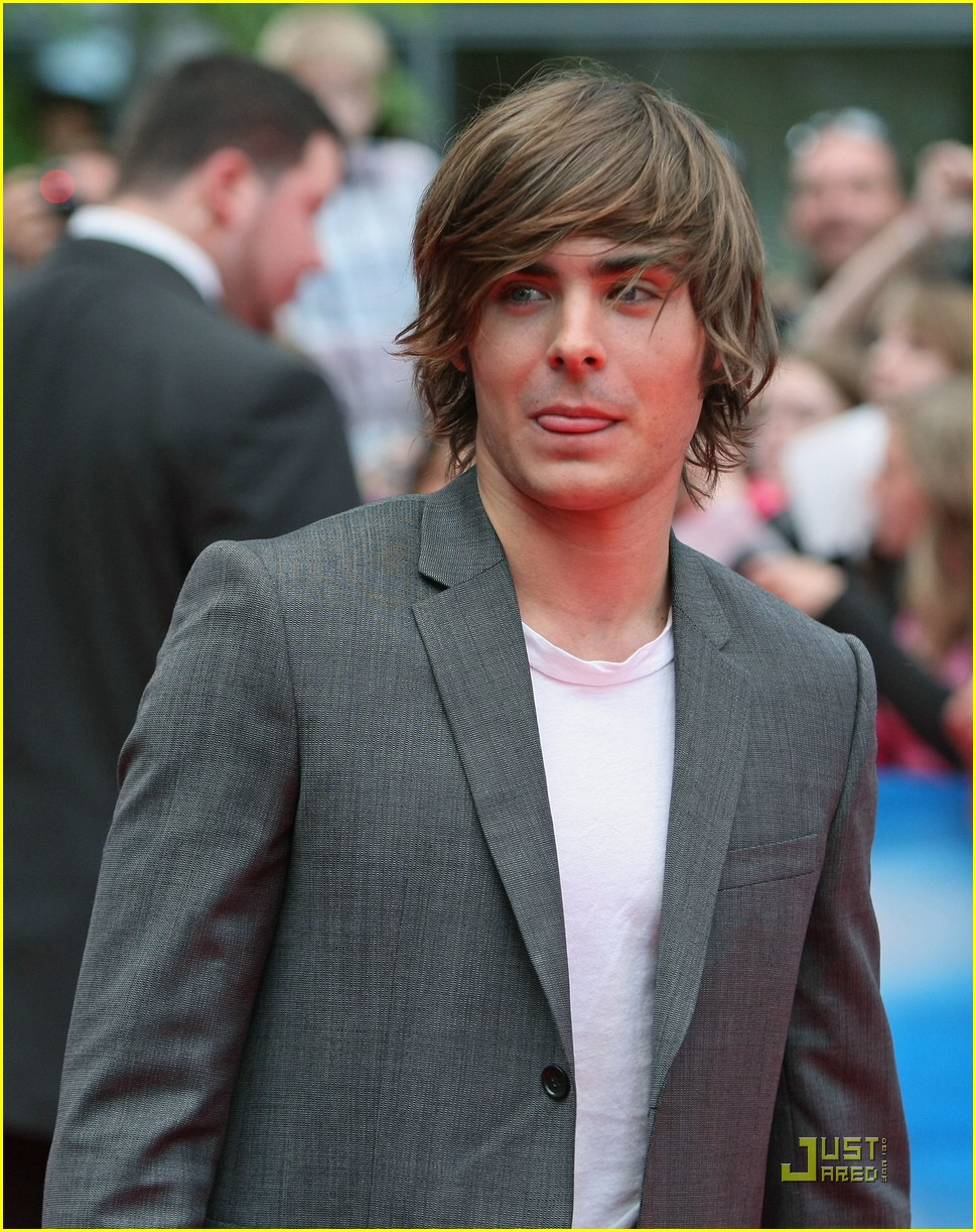 zac efron @ 17 again berlin premiere - oh no they didn't! page 5