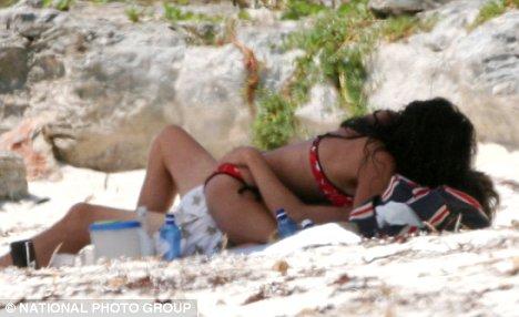Beach and vanessa hudgens zac efron