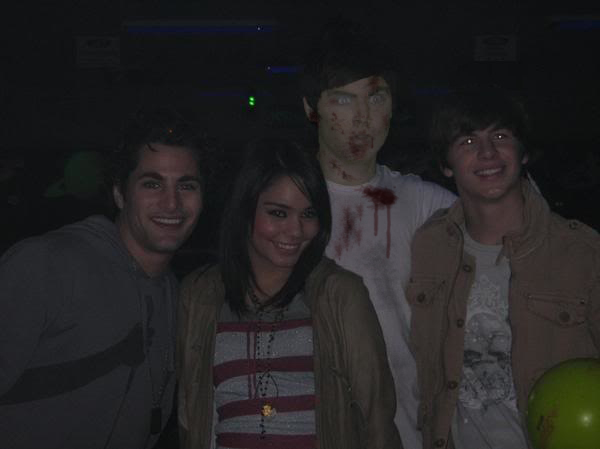 Zombie Zac Efron