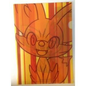 PokemonCenterGen6FennekinFileFolderFront-500x500