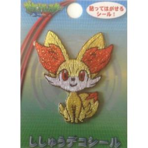 PokemonCenterFennekinEmbroideredSticker-500x500