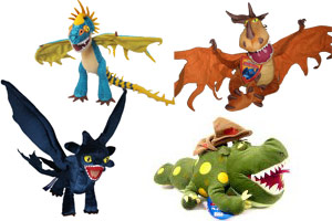 How-to-Train-Your-Dragon-Plush-Toys