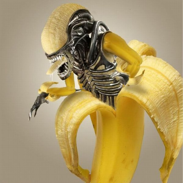 alien-banana