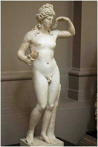 Гермафродит (Lady Lever Art Gallery)