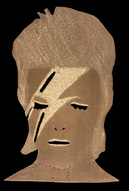 David Bowie Pin