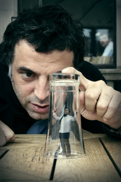 Etgar Keret. Photo: Laurens Samsom
