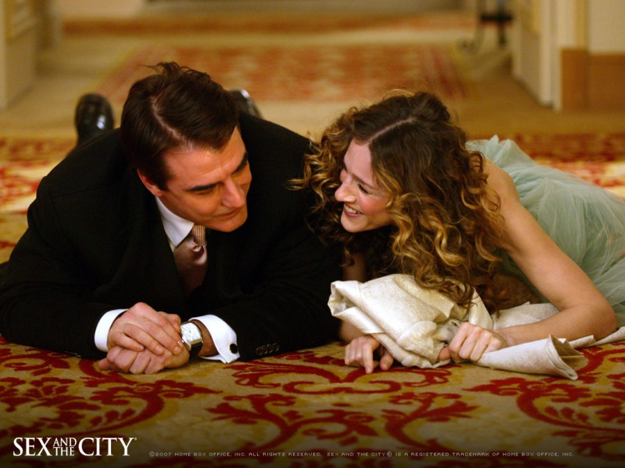 Book of love letters in sex and the city movie