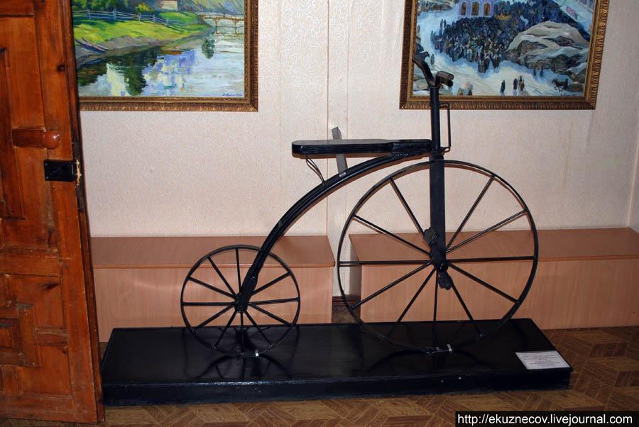 Велосипед Артамонова