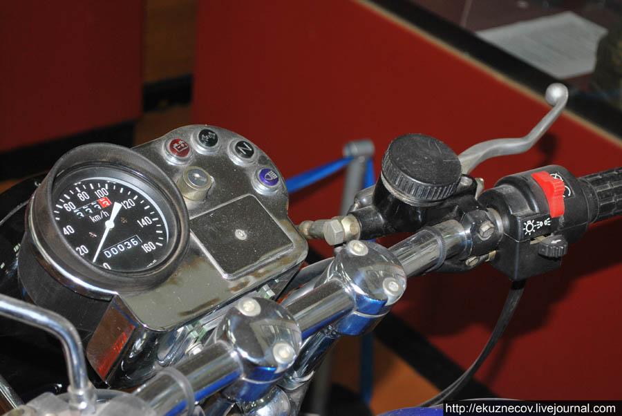 Ирбитский музей мотоциклов