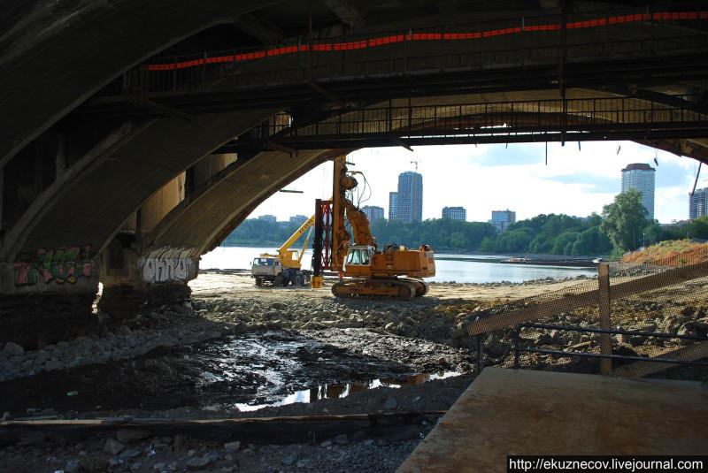 Ремонт Макаровского моста