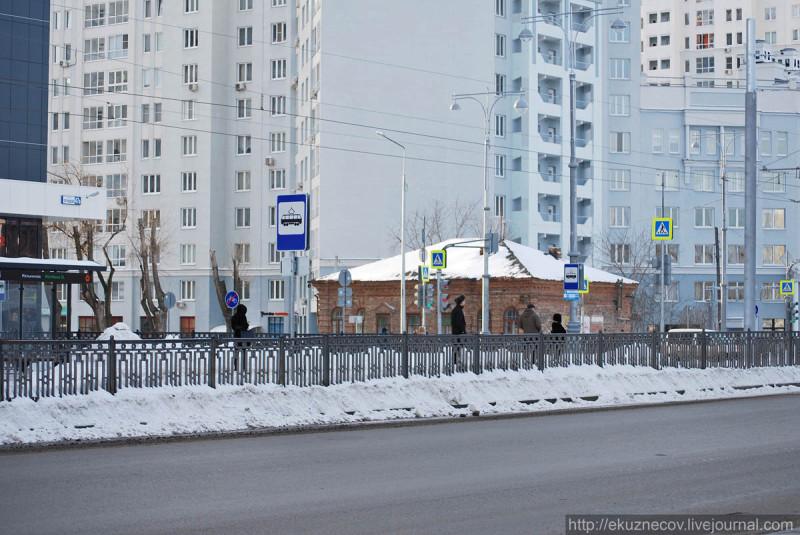 Остановка ул. Мельникова