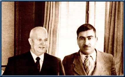Мустафа Барзани