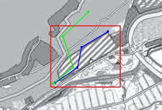 зелёной) (карта).