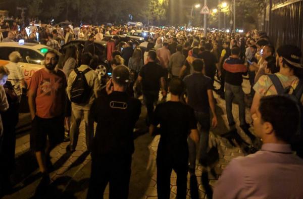 Ереван. 2 октября