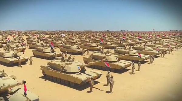 Египет. Армия