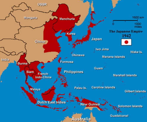 1942_Map_of_Japanese_Empire