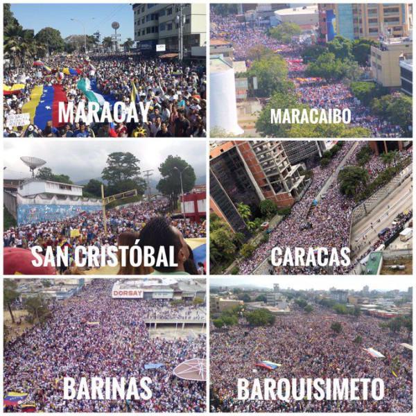 Трамп офіційно визнав главу опозиції Венесуели Гуаідо президентом країни, - Білий дім - Цензор.НЕТ 3356