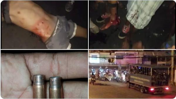 Венесуэла. Напряжение DxqymAhX4AApNWr