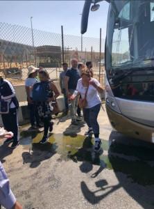 Египет. Атака автобуса