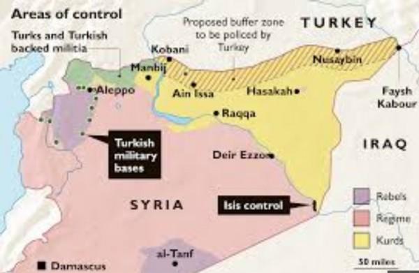 syria-areas