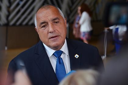 Болгарский премьер Борисов