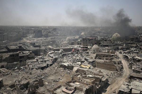 Колесо Сансары. Ирак. Мосул