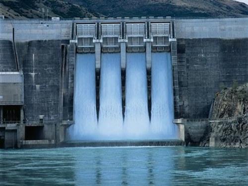 ГЭС Тишрин