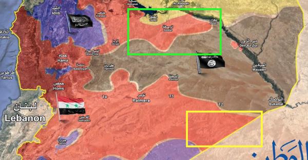 Карта 1 августа