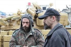 Интервью с сирийским танкистом берет корреспондент агентства АННА-Ньюс В. Павлов